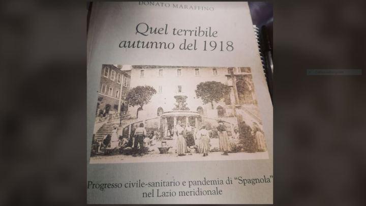 La spagnola dimenticata, la memoria corta della comunità. L'altra epidemia sui lepini