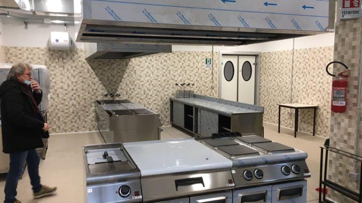 Sezze ferita al cuore e Sezze che prova a risorgere: le nuove cucine dell'alberghiero