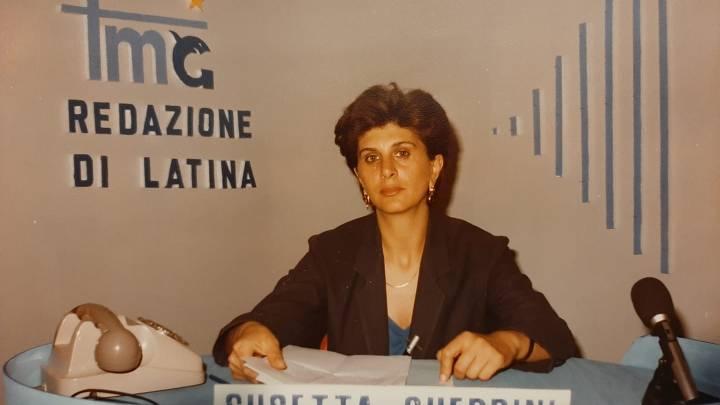 Susetta Guerrini la giornalista di ferro
