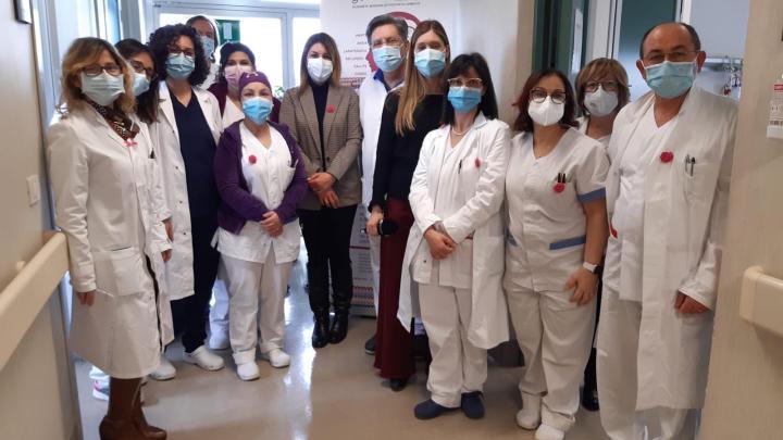 A Rai news 24 la riabilitazione delle donne operate al seno della Asl di Latina
