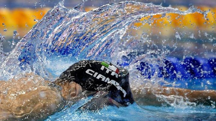 Tokyo: la staffetta di Matteo Ciampi in finale col terzo tempo. L'avventura di un ragazzo eccezionale