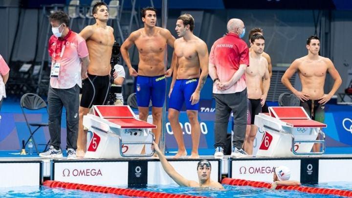 Olimpiadi: Chapeau Matteo, da una comunità e da papà