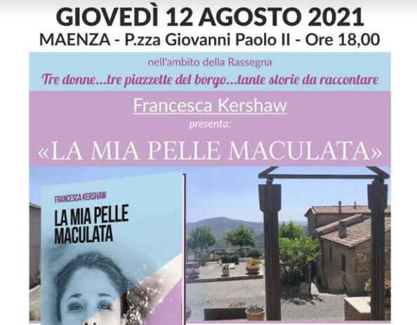 Maenza/ Tre donne, tre piazzette di scena Francesca Kershaw