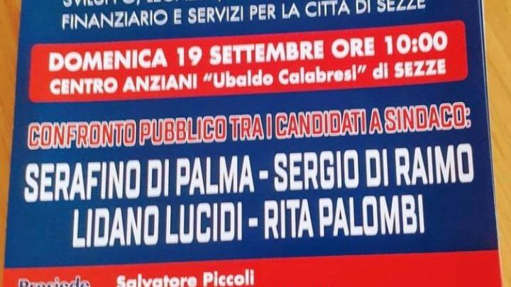 """Sezze, la Cgil """"interoga"""" i candidati sindaci: domenica al Calabresi"""
