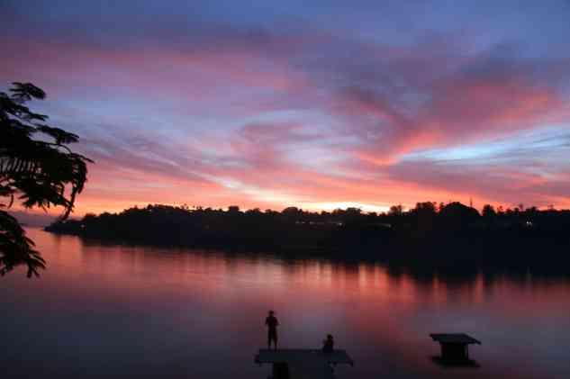 Fatumaru property - Sunset