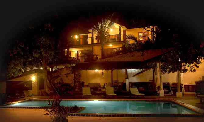 Fatumaru property - by night
