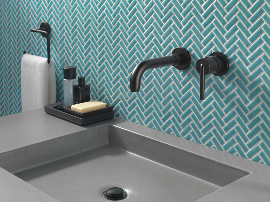delta trinsic collection faucets and