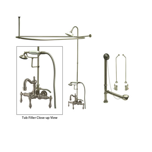 clawfoot tub faucet buying guide part 2