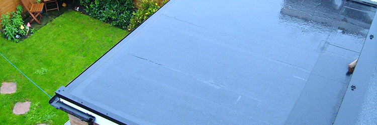 Smooth Finish Rolled Roofing
