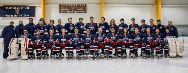 FAU Hockey Team 2018-19