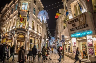 Anoki + Bruxelles by night 047