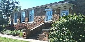 Twin Groves Library, Twin Groves, Faulkner County, Arkansas