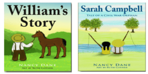Arkansas Civil War children's books by Nancy Dane