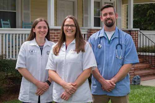 Veterinarians - Faulkville Animal Hospital - Pooler and Bloomingdale, GA