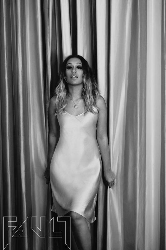 Slip Dress - Ghost / Jewellery - Swarovski