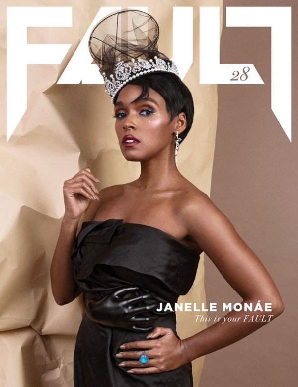 janelle Monae FAULT Magazine dirty computer