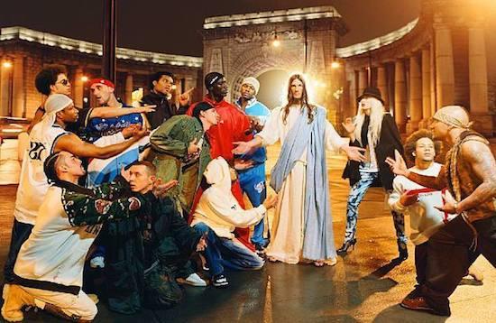 Jesus is my homeboy