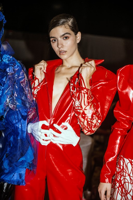 Tara Lalic @ Feeric Fashion Week 2018