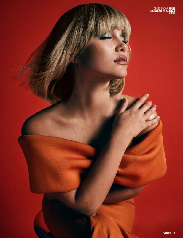 Olivia Holt for FAULT Magazine Issue 29