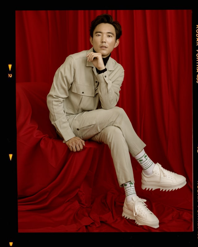Justin H Min