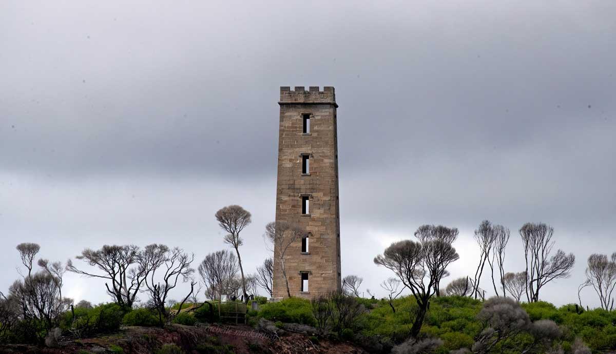 ben boyd tower eden australia
