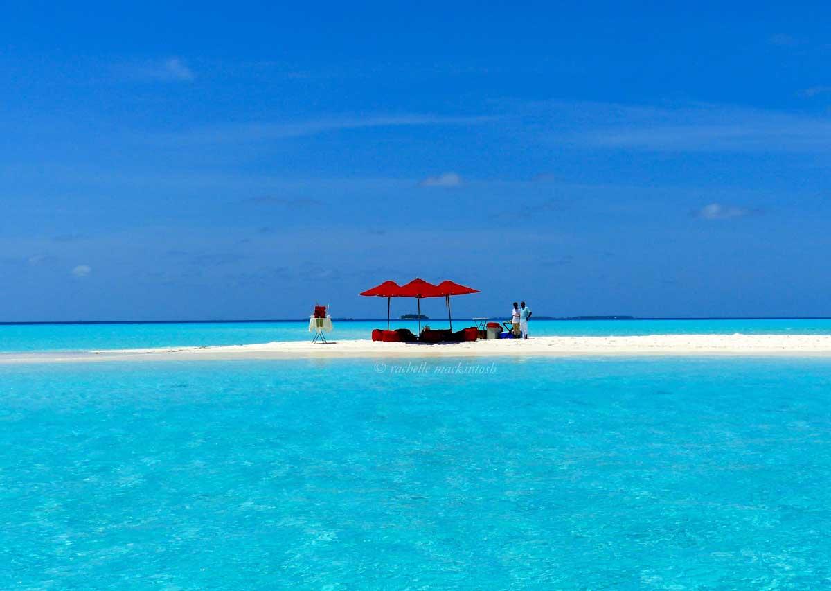 maldives niyama sandbar