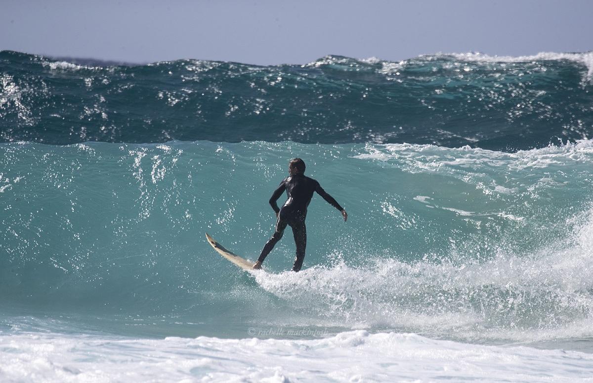 bronte beach surfing sydney australia
