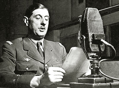 Lappel du 18 juin 1940 et son impact jusqu'en 1945 - http://faurielresistance.free.fr/