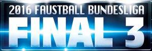 Faustball Bundesliga Final 3 2016 Logo