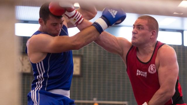 NRW Meisterschaft - Petr Pancini vs. Christian Kremer