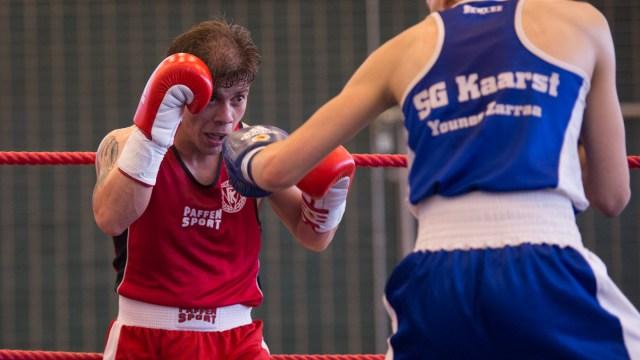 NRW Meisterschaft: Janek Goman vs. Younes Zarraa