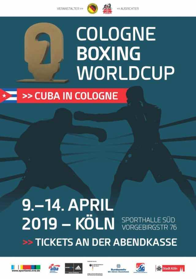 Cologne Boxing World Cup in unserer Domstadt
