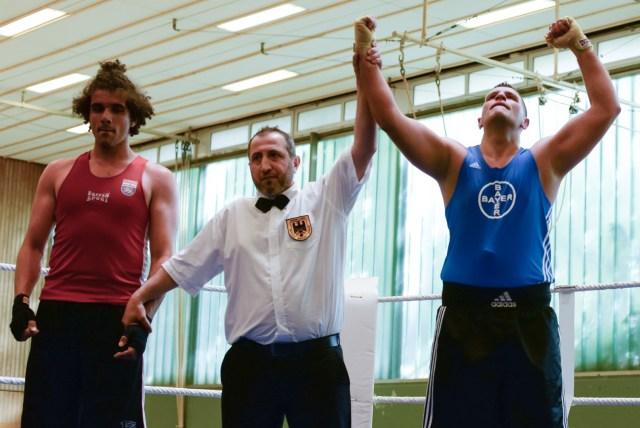 Halbfinalsieg für Onur Dolu