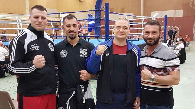 Onur , Trainer Mehmet Hendem, Petr, Trainer Mehmet Aksu