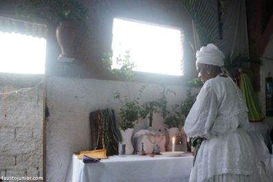 Doné Conceição (foto: Fausto Junior)