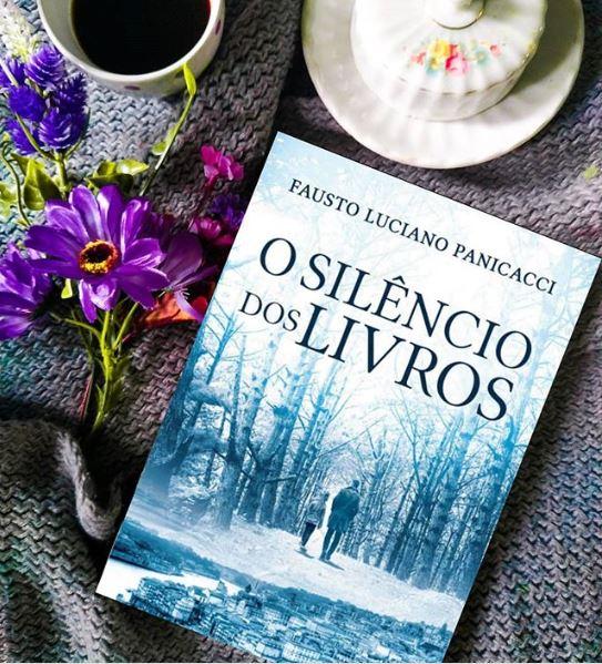 """O IG @readingpreciouss fez uma resenha sobre o meu livro """"O Silêncio dos Livros"""""""