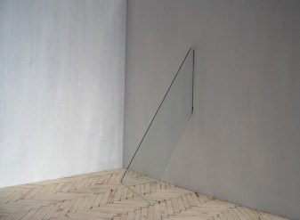 """Attraverso II"",2011,Installation,glass"