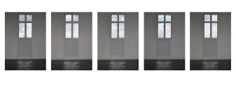 """Reflection III"", 2014, photographs on Hahnemuhle photo Rag Pearl. cm.29.7x21 (each)"