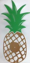 Horloge ananas