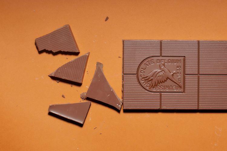 Chocolat Meurisse plaque