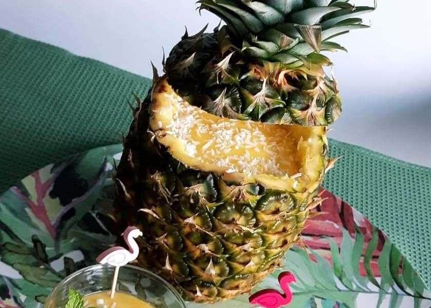 recette smoothie ananas mangue
