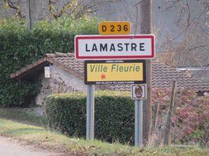 Bienvenue à Lamastre