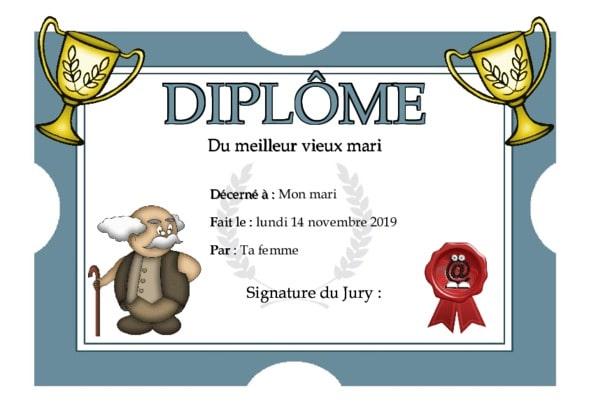 Le Livre D Or De Faux Diplomes A Imprimer Com