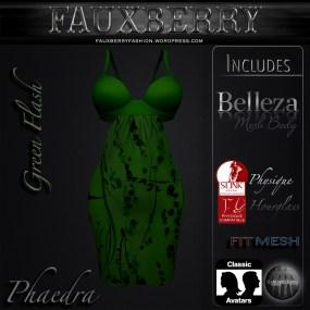 Phaedra - Green Flash