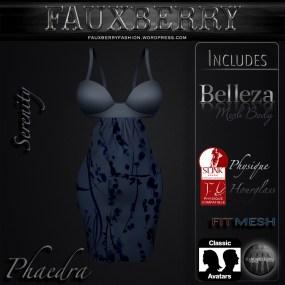 Phaedra - Serenity