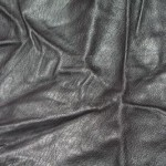 How to get wrinkles out of faux leather?