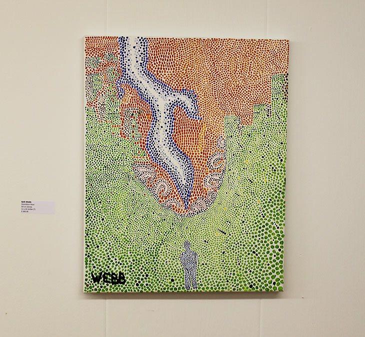 Pointillism Piece