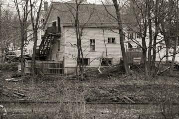 House Across The Tracks