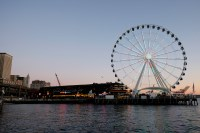 Seattle Great Wheel X-T1 / 18mm f2