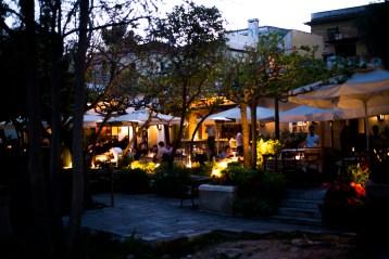 Restaurant in La Plaka